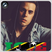 St Kitts & Nevis Flag Love Effect : Photo Editor icon