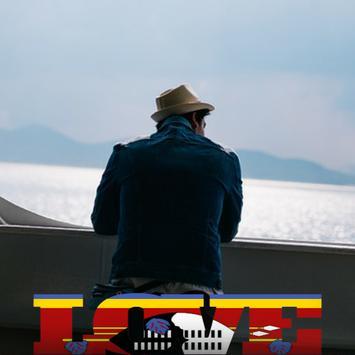 Swaziland Flag Love Effect : Photo Editor screenshot 3