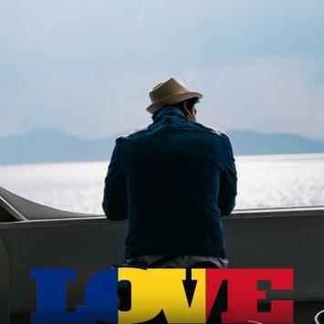 Romania Flag Love Effect : Photo Editor screenshot 2