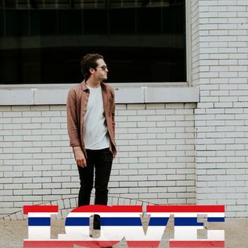Thailand Flag Love Effect : Photo Editor screenshot 2