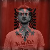 Albania Flag On Face Maker : Photo Editor icon