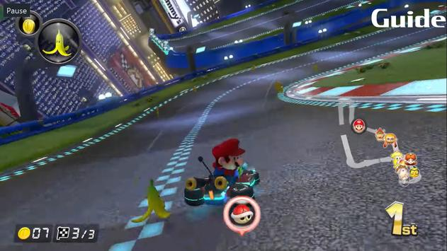 Guide for Mario kart 8 deluxe for Android - APK Download