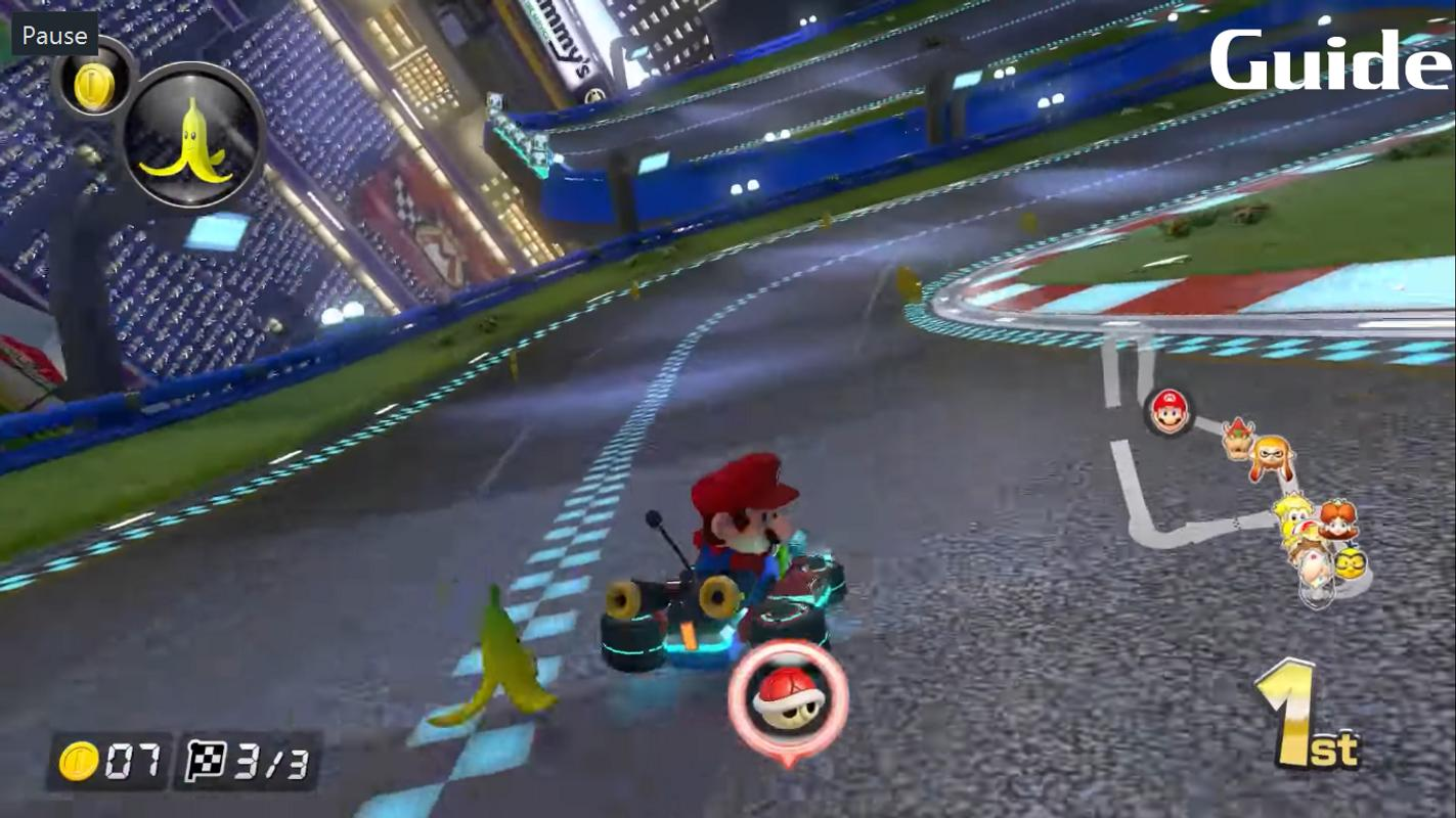 Mario Kart 8 : 200 cc gratuit et DLC Animal Crossing