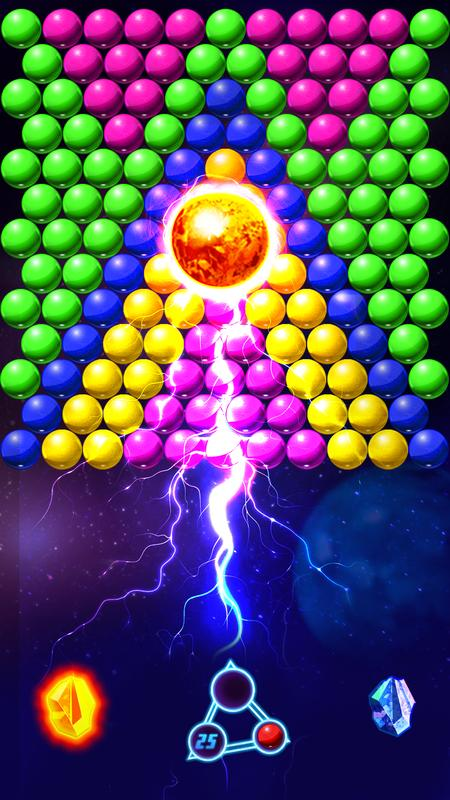 bubble stars deluxe for android apk download