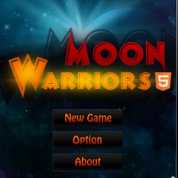 Moon Warriors screenshot 1