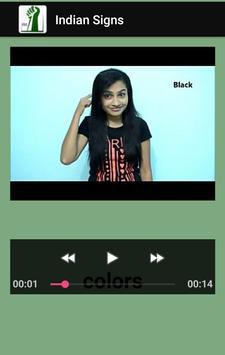 Indian sign language [offline] screenshot 3