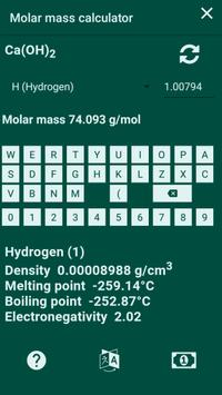 Molar mass calculator periodic table apk download free education periodic table apk screenshot molar mass calculator periodic table apk screenshot urtaz Gallery