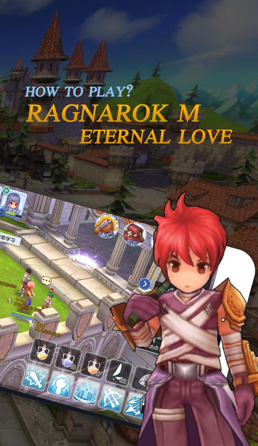 RPG Guide For Ragnarok M Eternal Love for Android - APK Download