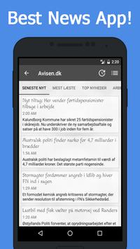 News Danmark apk screenshot