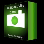 Radioaktivität Kamera icon