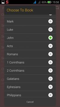 Holy KJV Bible apk screenshot