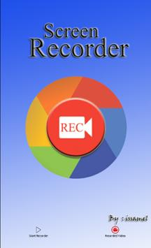 screen recorder - record your screen screenshot 1