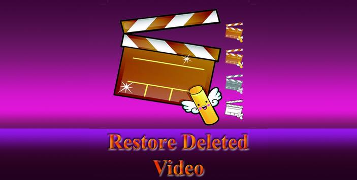 Restore Deleted Video poster