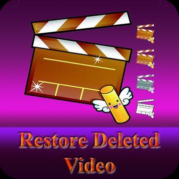 Restore Deleted Video apk screenshot