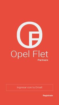 Opel Flet Fleteros poster