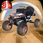 3D Desert Chariot icon