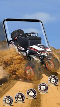 3D Desert Chariot screenshot 1