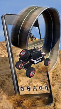 3D Desert Chariot screenshot 2