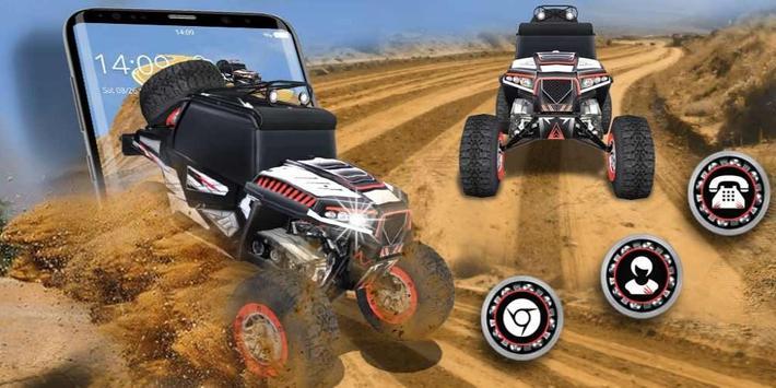 3D Desert Chariot screenshot 3