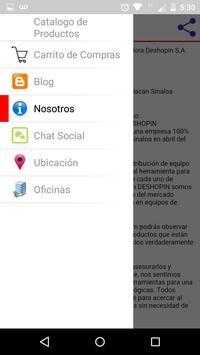 DeShopin apk screenshot