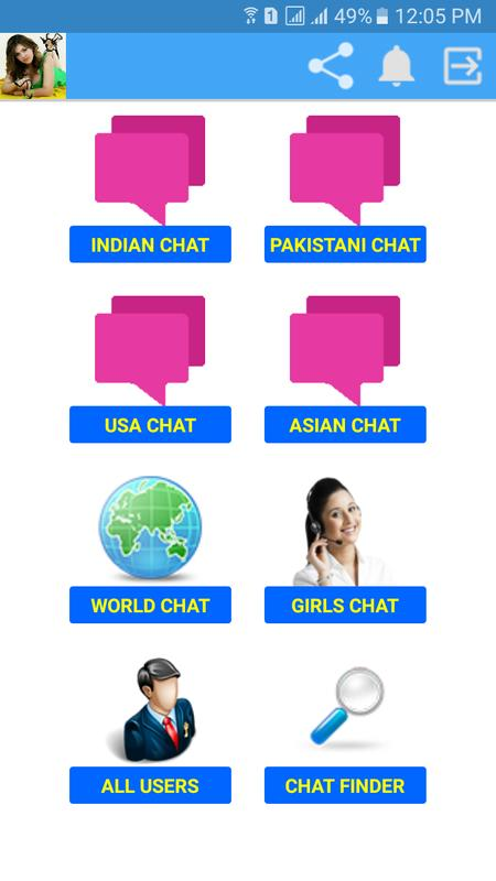 Girl chat apk