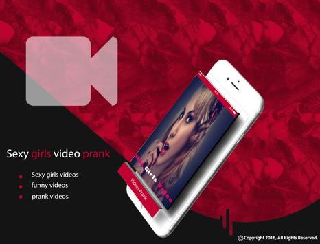 Hot Girls Video Prank screenshot 2