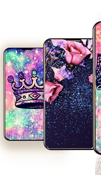 Cute Glitter Wallpaper Girl S Favorite Full Hd For Android Apk