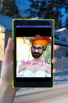 Indian Beard, Moustache, Hairstyle:  Photo editor screenshot 5