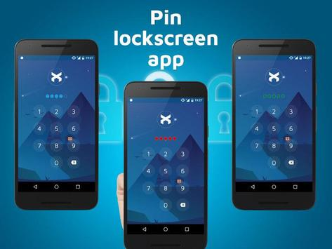 PinLock UI Kit screenshot 1