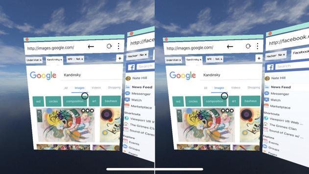 VR Browser poster
