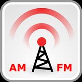 AM FM Radio Free icon