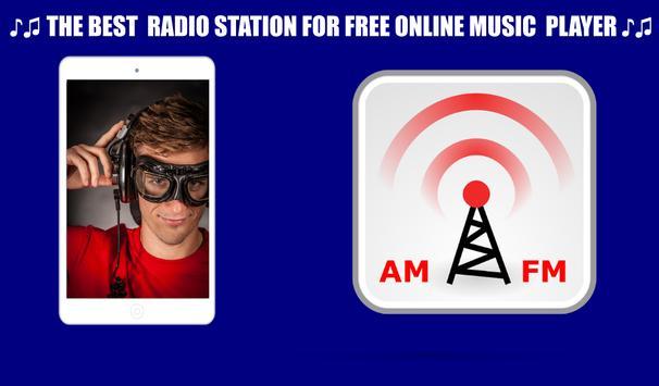 RadioFM - Live News, Sports & Music Stations AM apk screenshot