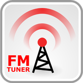 FM Radio Tuner Station icon