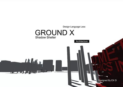 Design Language Less : GroundX poster
