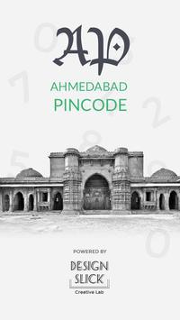 Ahmedabad Pincode 海報