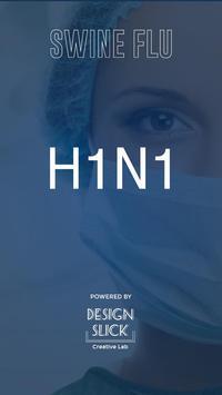 swine flu safety poster