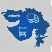 Gujarat rto code icon
