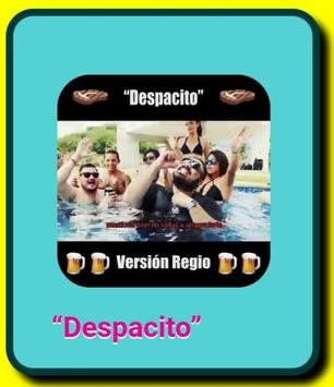 REGGAETON MUSIC 2017 DESPACITO apk screenshot
