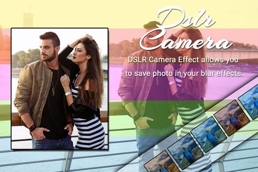 DSLR Camera Photo Editor apk screenshot