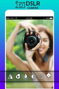 DSLR Camera Photo Editor poster