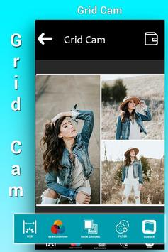 Collage Photo Maker Pic Grid poster