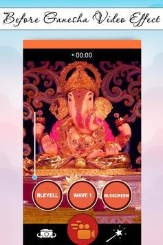 Ganesha Video Effect - Before Video Effect apk screenshot