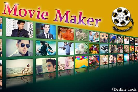 Video Movie Slideshow Maker apk screenshot