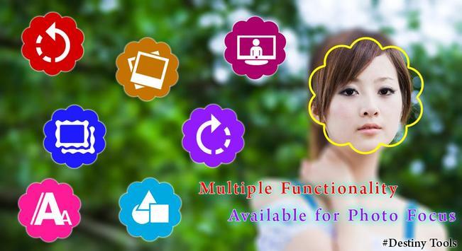 Photo Focus apk screenshot