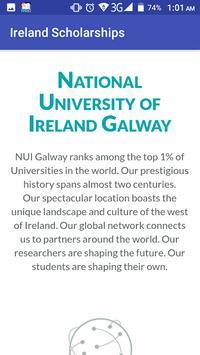 Ireland Scholarships screenshot 7