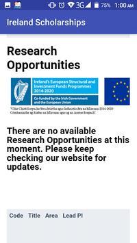 Ireland Scholarships screenshot 6