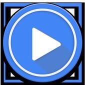 3GP/MP4/AVI HD Video Player icon