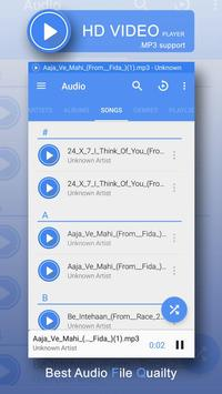 3GP/MP4/AVI HD Video Player apk screenshot