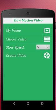 Slow Motion Video FX Camera apk screenshot