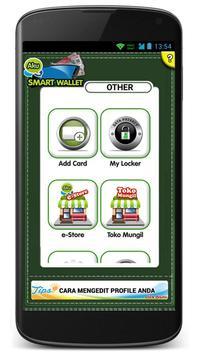AKU : SMART WALLET apk screenshot